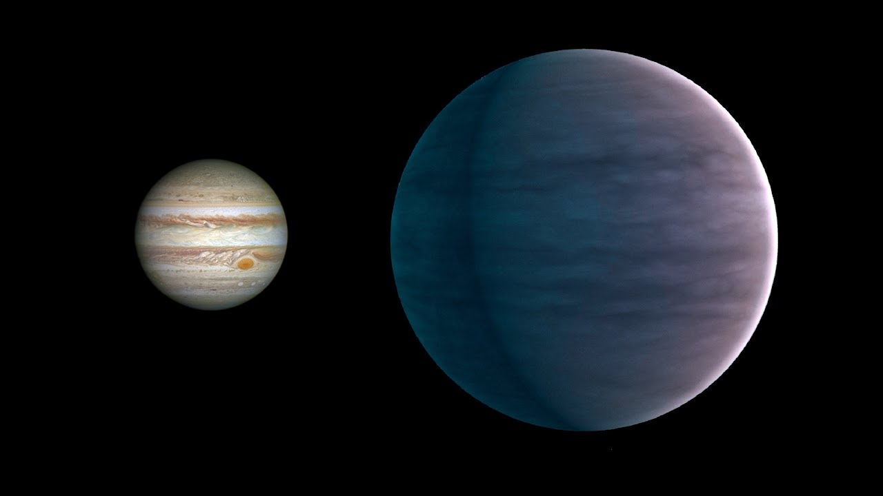 What is the largest planet