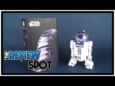 Toy Spot   Sphero Star Wars R2-D2 App Enabled Droid