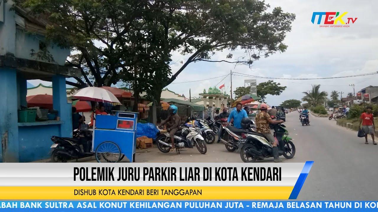 Polemik Juru Parkir Liar di Kota Kendari