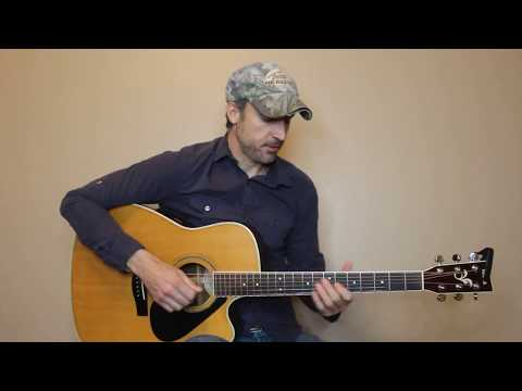 Guinevere - Eli Young Band - Guitar Lesson | Tutorial