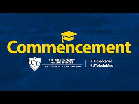 College of Medicine and Life Sciences Graduation 2017