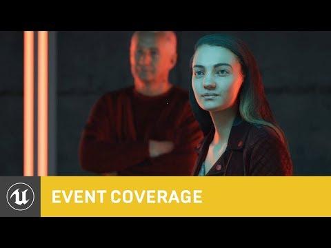 Cine Tracer - Cinematic Lighting with Emotion | SIGGRAPH 2019 | Unreal Engine