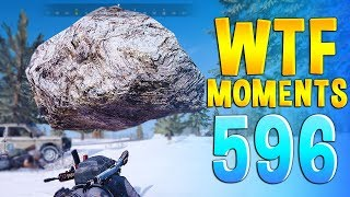 PUBG WTF Funny Daily Moments Highlights Ep 596