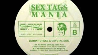 Bjørn Torske & Crystal Bois ‎-- As