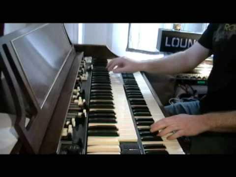 Hammond Organ Funk Soul Groove