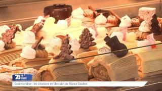 """Le 7/8 """"fêtes de fin d'année"""" – Gourmandises en chocolat"""