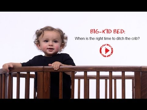 Parenting Tips How to Transition Your Toddler From Crib To Bed