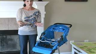 Baby Gizmo Joovy Zoom Car Seat Adapter Video Review