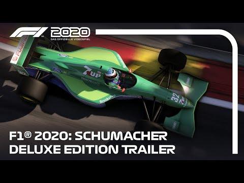 F1® 2020 | Schumacher Deluxe Edition Trailer [DE]