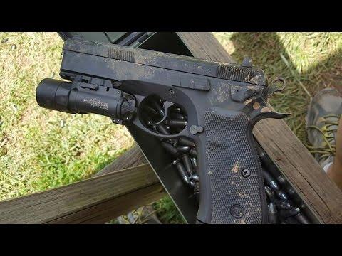 CZ 75 SP-01 Tactical 9mm- Review