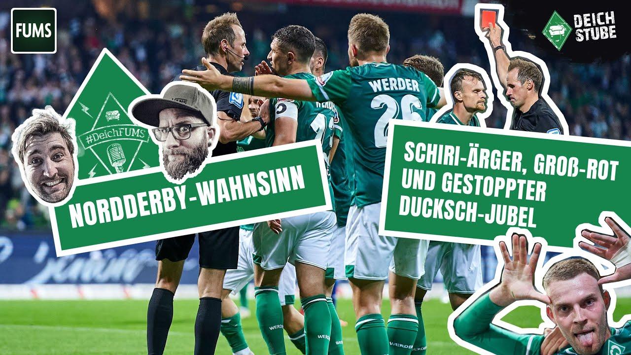 Download Werder Bremen nach Nordderby-Pleite: Doch wieder eine Baustelle auf der Sechs? | #DeichFUMS 42