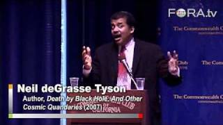 Neil deGrasse Tyson on the end of the world