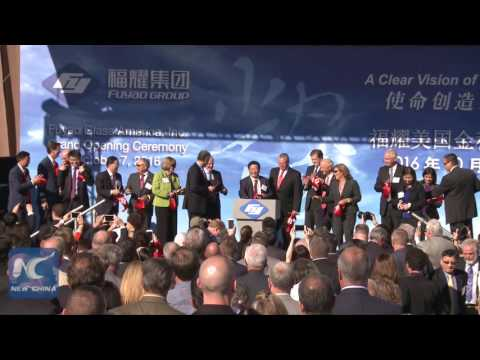 How Chinese glass maker's new U.S. facility has changed lives in Ohio