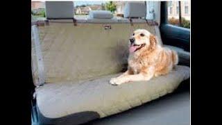 Чехол для перевозки собак в автомобиле на заднее сиденье Solvit Sta-Put