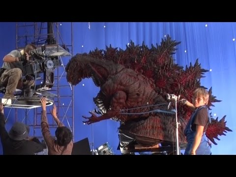 Rundown of the Shin Godzilla Bonus Features