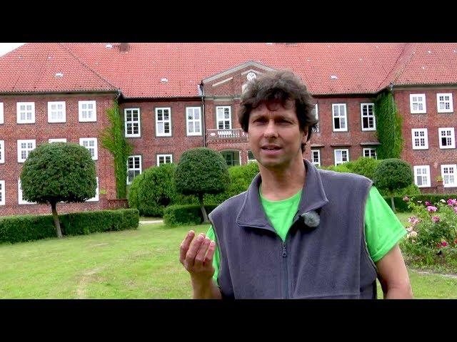 #WirsindBiosphäre: Schullandheim Schloß Dreilützow