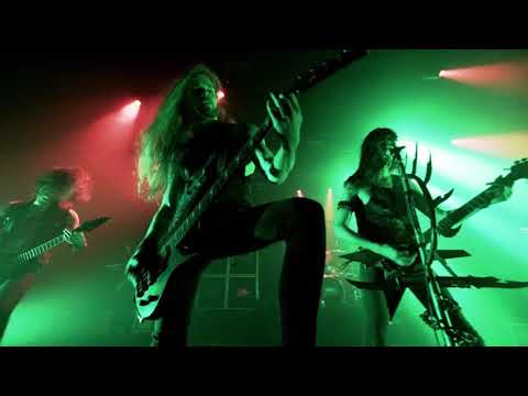 EVIL INVADERS - Surge of Insanity: Live in Antwerp 2018 (DVD Trailer) | Napalm Records