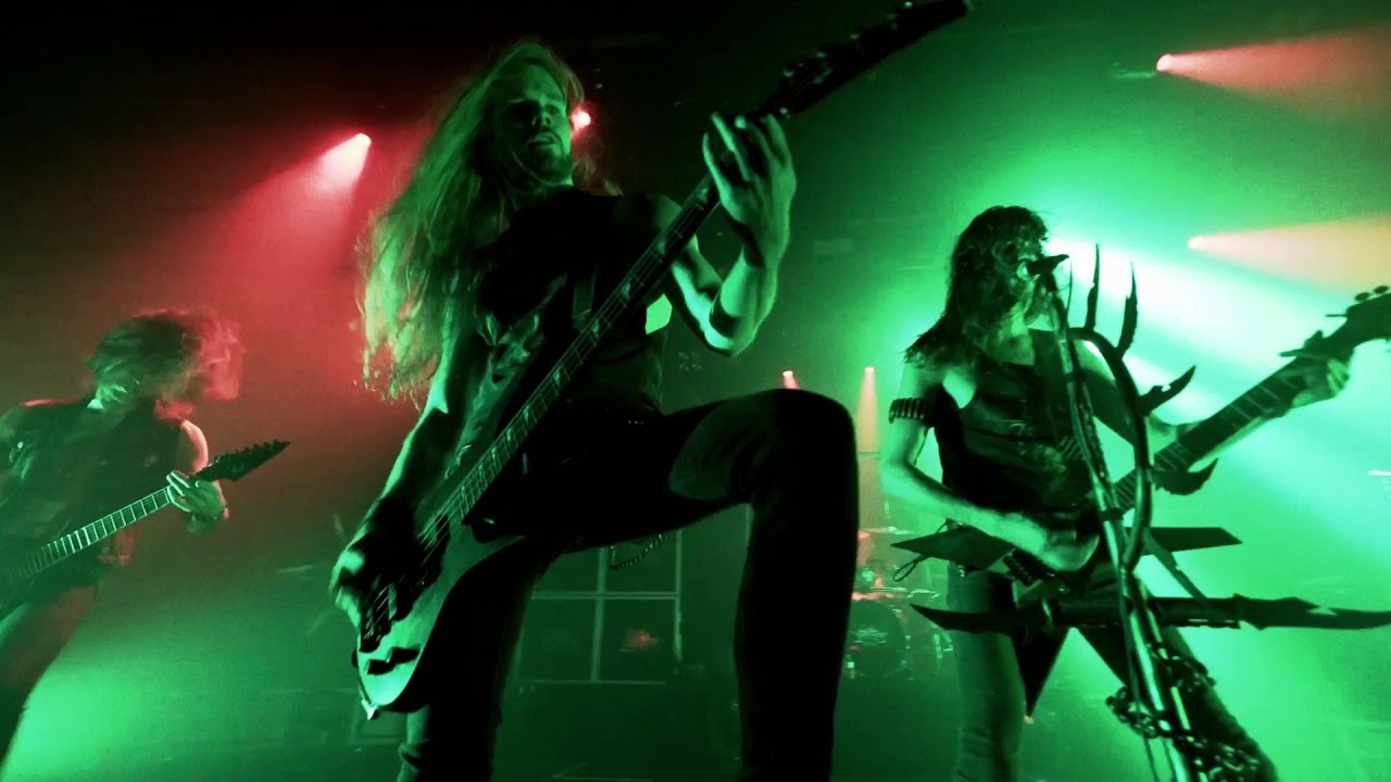 EVIL INVADERS — Surge of Insanity: Live in Antwerp 2018 (DVD Trailer) | Napalm Records