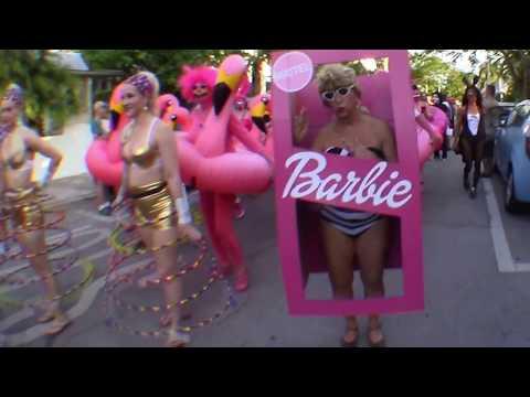 Masquerade  parade fantasy fest 2017