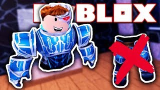 HOW TO REMOVE YOUR LEGS IN ROBLOX!!