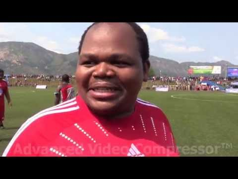 Prince of Swaziland in the field of play Ingwenyama Cup 2016 - Channel S news