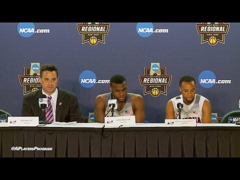 Arizona Postgame Press Conference Highlights - Xavier