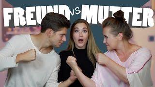 MUTTER VS. FREUND - WER KENNT MICH BESSER? | janasdiary