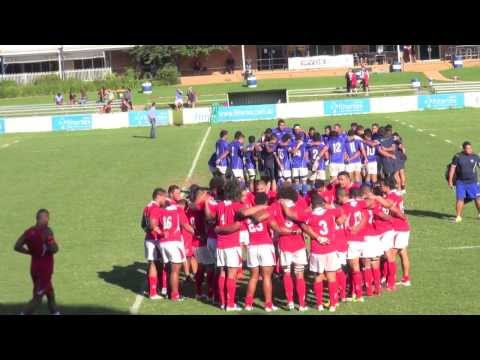 Samoa A vs Tonga A - Pacific Nations Cup 2014 - 2nd Half