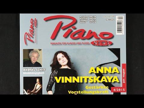 Piano News - Anna Vinnitskaya #4/2015