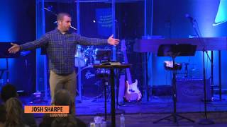 Josh Sharpe, 1 Timothy 3:1-12, Elders and Deacons, 2/2/2020