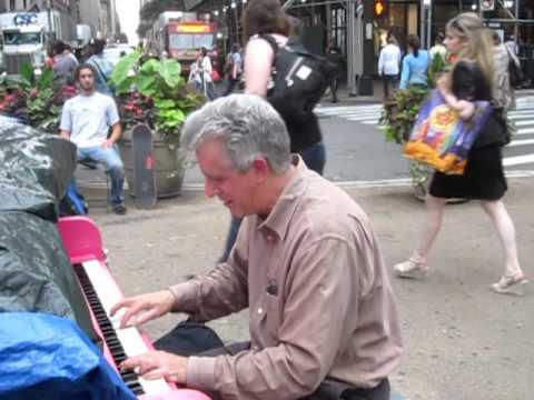 Ruby Tuesday - Steve Vitoff - Pop-Up Piano