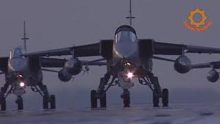 SEPECAT JAGUAR - совместный  боевой самолет Великобритании и Франции