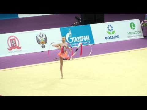 Аверина Дина, лента, Художественная гимнастика
