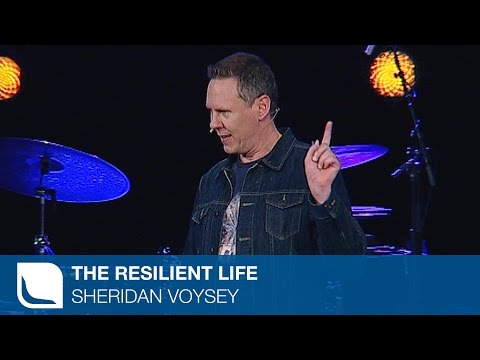 The Resilient Life  | Sheridan Voysey