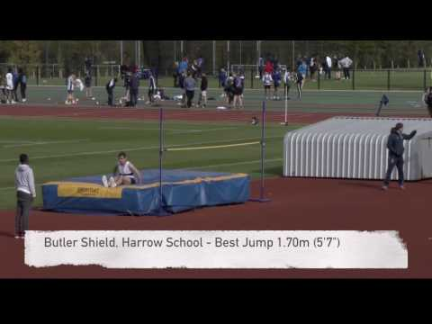 Oliver Hill - Track and Field Feb 2017 Recruitment Video
