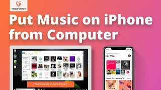 Transfer Music from iPhone to PC without iTunes