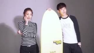 Video Nam Joo Hyuk & Lee Sung Kyung// YG KPLUS💕 P1💕 download MP3, 3GP, MP4, WEBM, AVI, FLV Juli 2017