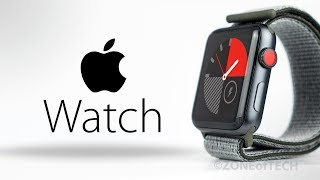Apple Watch 3 (LTE) - Unboxing & Initial Review!