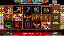 Free Spin And Big Win On Book Of Ra Slot Machine