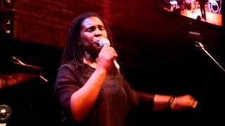 Ruthie Foster - LIve - April 02 2012 -  Minneapolis MN - Dakota Jazz Club - Phenomenal