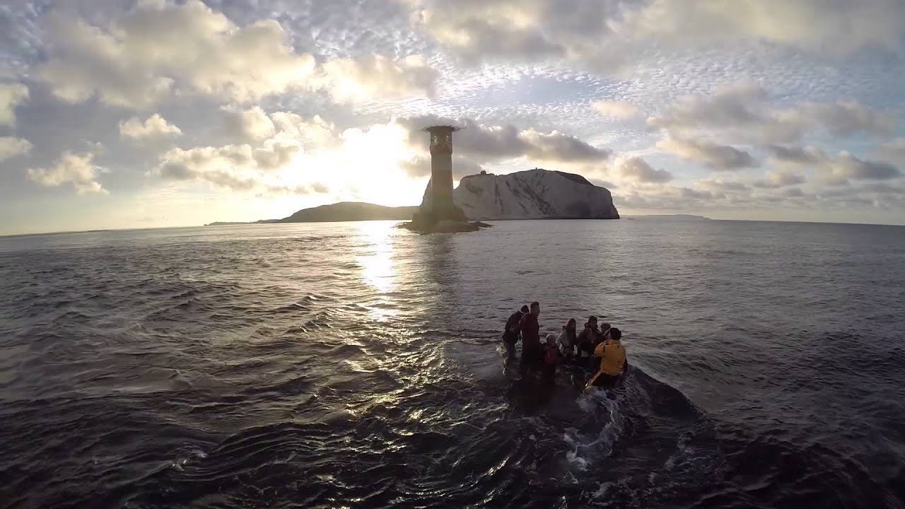 Hunting the wreck of the SS Varvassi off the Needles on the