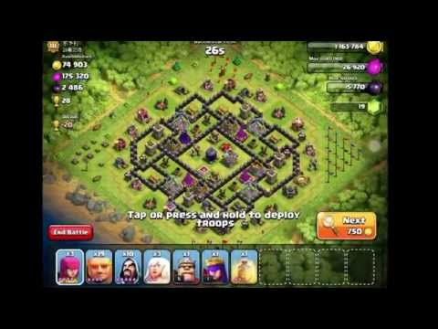 CLASH OF CLANS THANKSGIVING SPECIAL BUYING THE NEW UPDATE