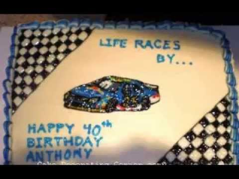 Easy Birthday Cake Decor Ideas For Men