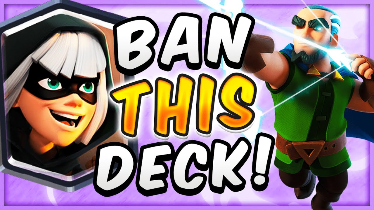 I've NEVER seen ANYTHING as TOXIC as this in Clash Royale
