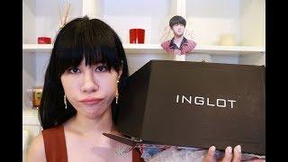 Inglot X Jennifer Lopez 化妝品開箱,但我吃鱉吃到飽