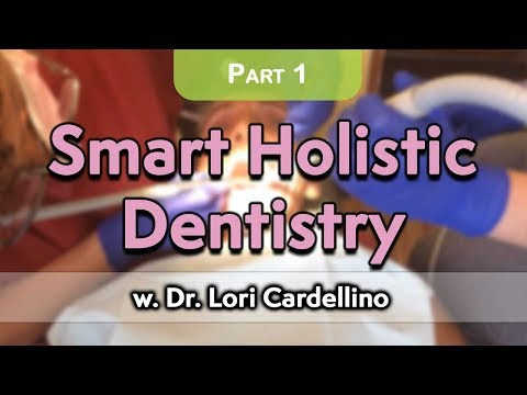 Smart Holistic Dentistry with Dr. Lori Cardellino Part 1 | Dr. Robert Cassar