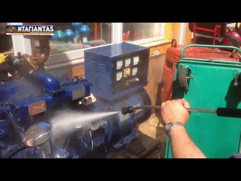 Υδροπλυστικό DAMAC 7.5HP ANNOVI REVERBERI Νταγιαντάς  Α.Ε.Β.Ε