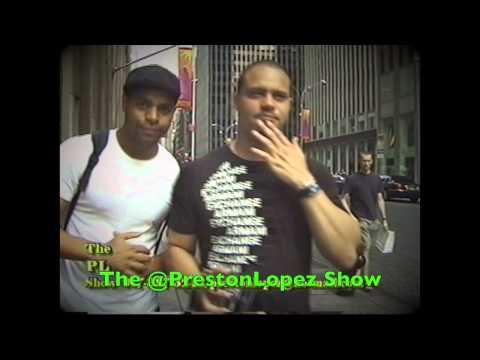 Freddy Imperial Preston Lopez Raw Uncut Promo (2003) -Preston Lopez Show