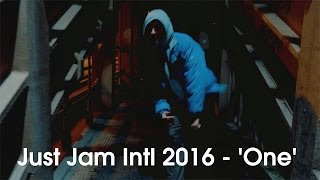 Teledysk: Just Jam Intl 2016 - One