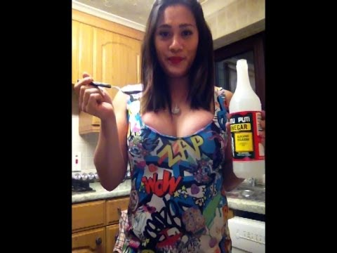 Baking Powder and Vinegar | Challenge Transsexual Nicole 1 from YouTube · Duration:  4 minutes 27 seconds